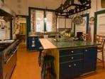 Vintage Plantation Kitchen