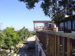 Deck panoramico casa