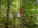 Adventure Park - Great for you and for kids (10 min drive from Villa Radu)