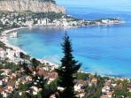 la città di Palermo si trova a soli 15 km
