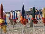 Mix with the Parisians at classy Deauville and have a flutter on the horse-racing