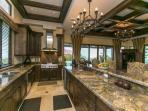 Large High End Kitchen