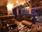 Enjoy an Apres Ski in the Bar/lounge or just relax after dinner!