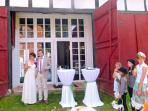 Wedding at the mill
