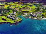 Hakewailele is located in the Waikoloa Beach Resort