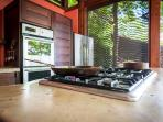 The ideal kitchen to cook up Nicaragua's freshest ingredients