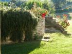 scorcio del giardino