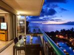 Maui Westside Properties: Hokulani 609 - Great Ocean Views with Wraparound Lanai!