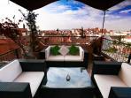 salon en terrasse