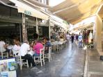 Athens: 'Plaka' tourist district