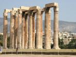 Athens: 'Pillars of Zeus'