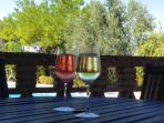 Cool Wine at Finca by private pool, Alhaurin el Grande, Inland Costa Del Sol
