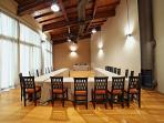 meeting room Casa di Caccia
