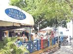 Siesta Key Oyster Bar - in nearby Siesta Village