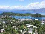 Visit nearby Savusavu for Shopping, Restaurants, Drinks. Meet new friends from around the world