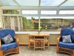 Sun Room with stunning views