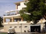 Las Ramblas Clubhouse, with bar/snacks/restaurant(a short stroll away).