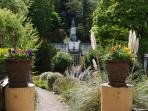 Portmeirion Italianate Village - 10 mins drive West from Dolydd Cottage