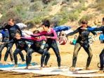 Surf Marokko - Frauen Groupe