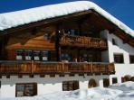 Peaceful location in the heart of Arosa