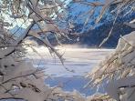 Impressions of Lake Silvaplana