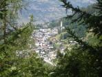 Peisey Village at 1350m makes it a great summer activity holiday destination