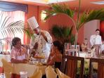 A la carte Brazilian restaurant
