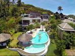 Villa Kya 4 bed designer villa stunning sea views