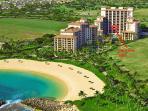Ocean Tower 2 Bedrm Villa with Pool & Ocean View