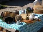 cucina tipica trentina, Appartamenti Il Gufo Vacanze - Valsugana, Trentino Alto Adige
