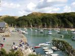 Places nearby - Solva harbour