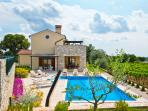 Villa Dunya - luxury, romantic holiday in Istria