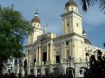 Santiago de Cuba. Cathedral