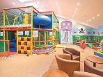INDOOR SOFT PLAY AREA -  GREAT FUN  FOR CHILDREN