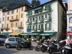 Pizzeria 'Hotel Argegno'