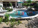 Pool , Patio,hot tub