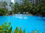 lovely, uncrowded pools