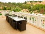 terrace - main floor