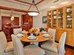 1503 Surfrider - Ocean Front Private Dining Room with Panoramic Ocean View
