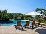 modern design swimming pool