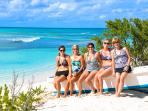 5 girl Girls Trip from 5 different cities in the US