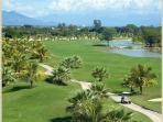 world famous El Tigre Golf course just a short distance from the condo.