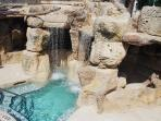 Beautiful Water Jacuzzi Grotto