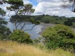 Te Muri beach Mahurangi Regional Park