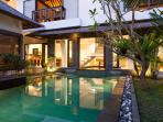 Huge Villa Atala Seminyak Umalas 4BR + 2 pools