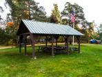 Shared picnic area