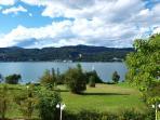 Hotel Lamplhof's amazing view
