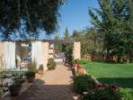 Artificial Pond /Massage Pavilion/Garden
