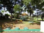 Play ground on the villa premises