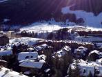 Una panoramica de las pistas de Granvalira.
